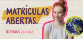 Banner de apoio - Idiomas Feevale