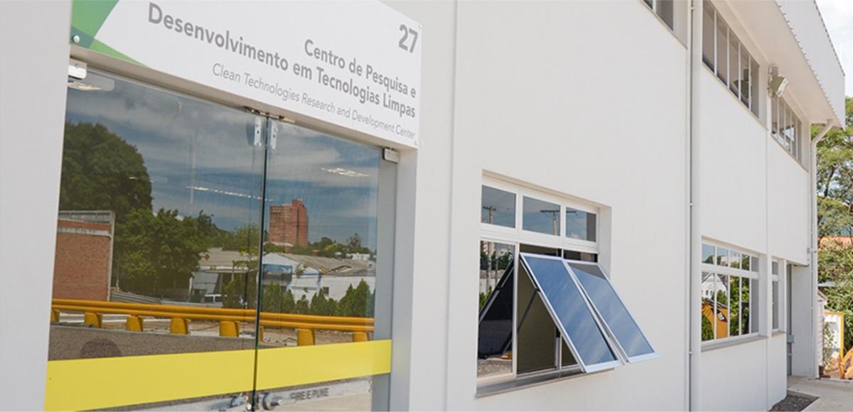 Centro de Pesquisa e  Desenvolvimento em Tecnologias Limpas