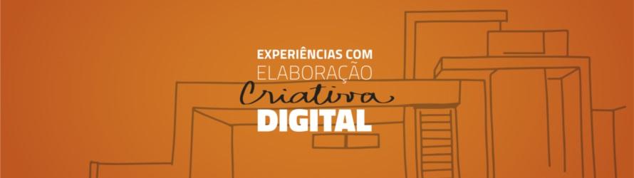 Banner central | Experiências com elaboração criativa digital