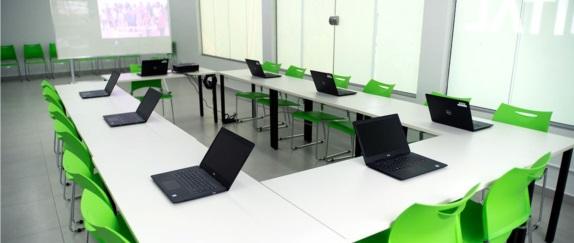 Salas de Estudo - Feevale Digital