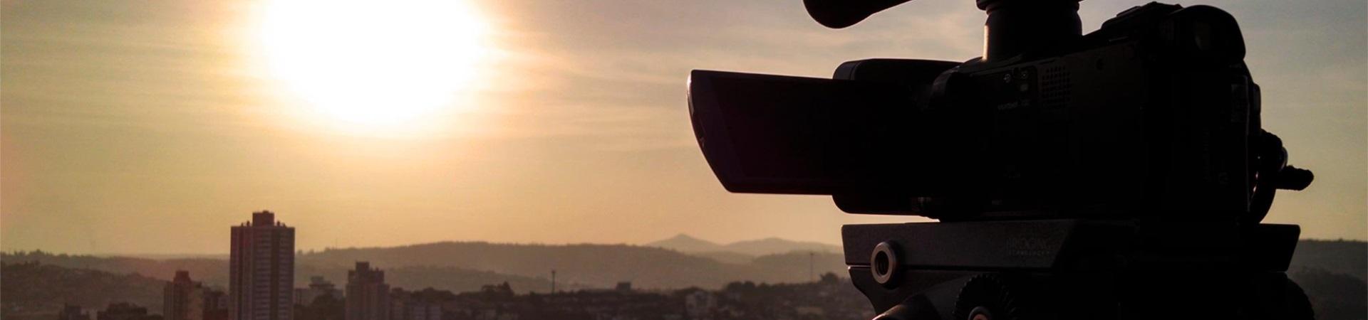 TV Feevale - vista da cidade