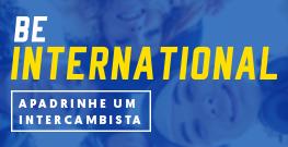 Banner de apoio lateral - Banner de apoio - Apadrinhe Intercambistas