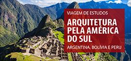 Banner de apoio home - Arquitetura pela América do Sul