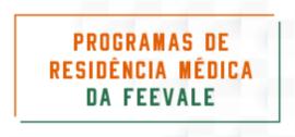 Banner de apoio - Programas de Residência Médica