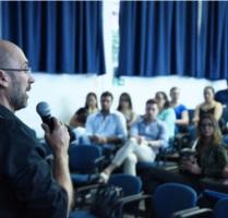 Demo day do 1ºciclo de aceleração com Sandro Cortezia, CEO da Ventiur