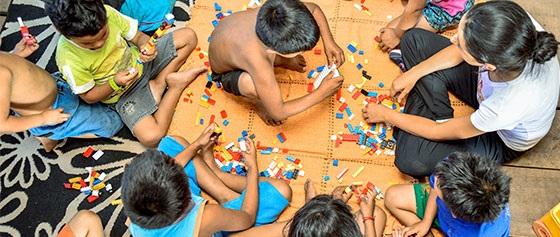Banner central - Programas e Projetos Sociais