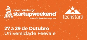 banner central - Startup Weekend Novo Hamburgo