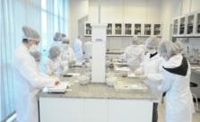 Laboratório de Farmacotécnica, Farmacognosia e Química Farmacêutica
