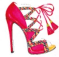 imagem referencia do curso Desenho Estilizado de Calçados