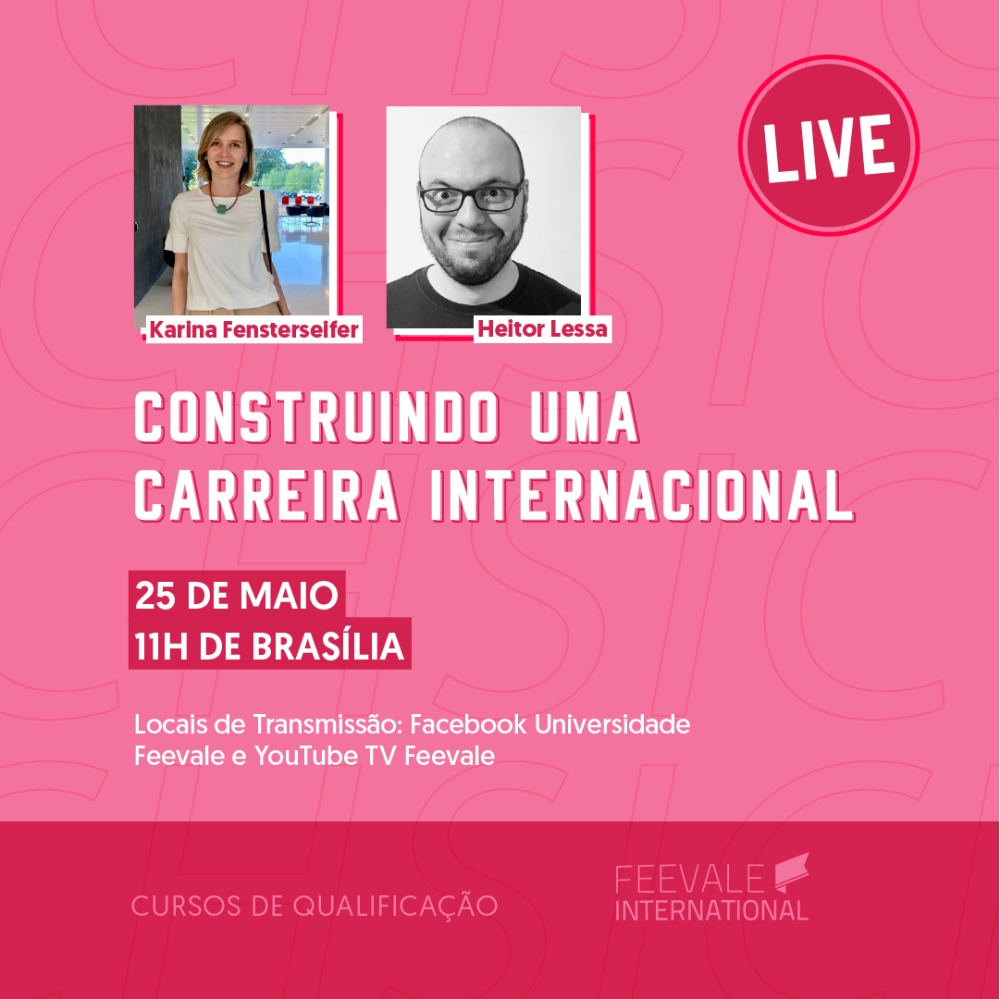 live carreira internacional