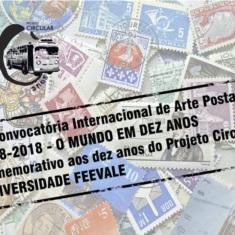 2ª Convocatória Internacional de Arte Postal