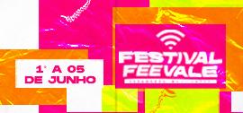 Banner de Apoio - Festival Online