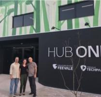 Josep Piqué visita o Hub One