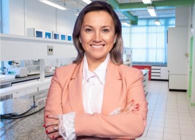 Coordenadora Annie Pozeczek Koltermann Saccol