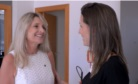 Débora Trierweiler e Daiana de Leonco Monzon