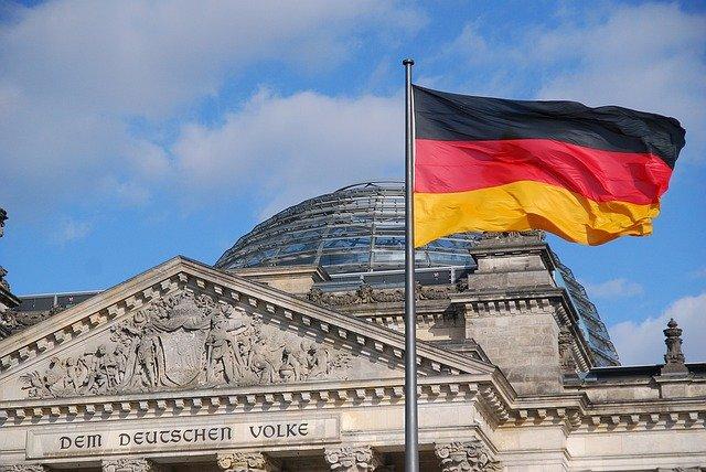 bolsa de alemão