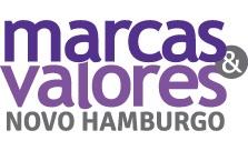 Banner central - Logo Marcas e Valores Novo Hamburgo