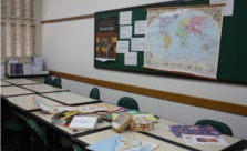 Laboratório de História - Geografia
