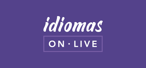Imagem central - Idiomas On-live