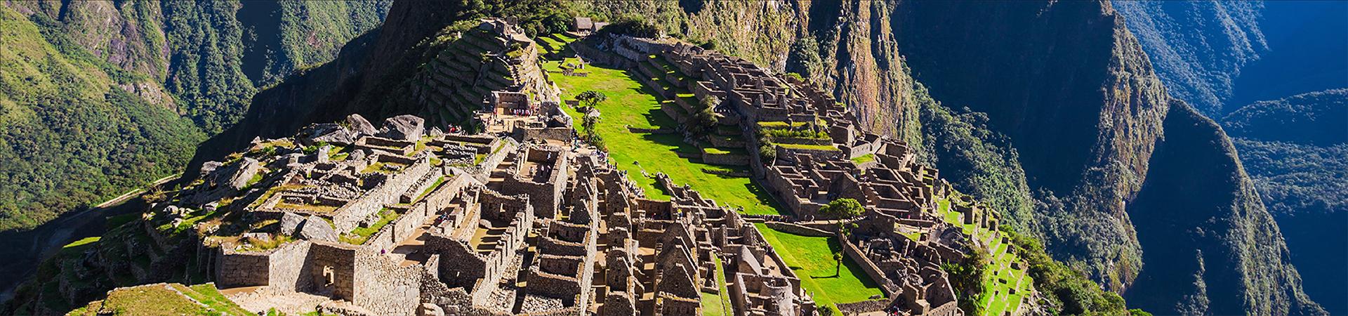 Banner de topo interno - Arquitetura pela América do Sul