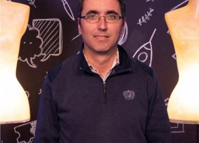 Coordenador Rodrigo Rafael Villarreal Goulart