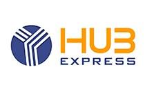 Logotipo - HUB Express