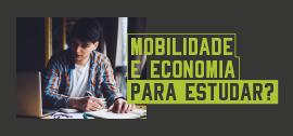 Banner de apoio home - Mobilidade e Economia para Estudar
