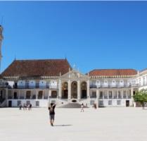 Universidade de Coimbra. Foto: François Fernandes