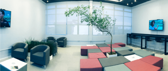 Banner central - Espaço Lounge
