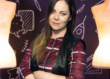 Coordenadora Joeline Maciel Lopes