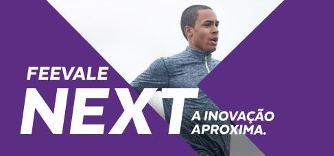 Banner central - Next Feevalet - a inovação aproxima