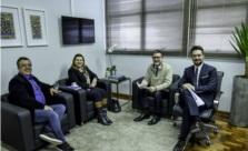 Reis, Fátima, Prodanov e Fontoura