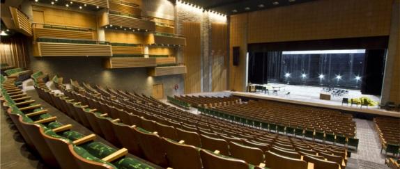Platéia Alta - Teatro Feevale