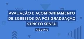 Banner central - AVALIAÇÃO EGRESSO PÓS