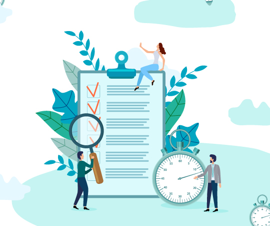 gestão tempo