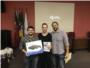 Eduardo Scheffler e Richard Nunes da Silva com Guilherme Theisen Schneider