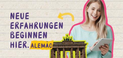 Imagem central - Alemão