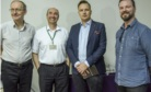 Vesa Salminen, Dusan Schreiber, Joni Kukkamäki e André Conti