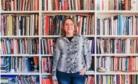 Professora Lurdi participa de exposição