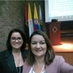 Ana e Viviane já estão na Colômbia