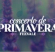Imagem Referencia - 3º Concerto de Primavera