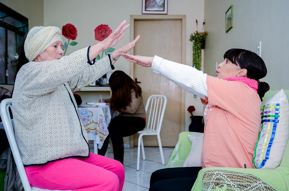 Projeto Envelhecimento Saudável