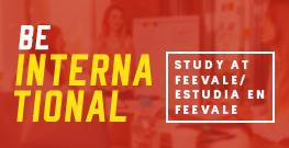 Banner de apoio lateral - Study at Feevale | Estudia en Feevale