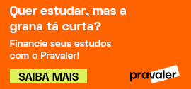 Banner de apoio - Pravaler
