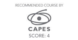 banner central - recommended course by CAPES - Score 4