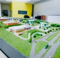 Maquete Feevale Techpark