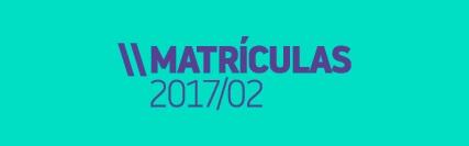 banner central matrículas 2017/02