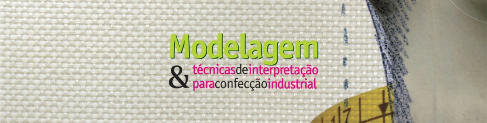 f03297691 Imagem de referência Modelagem e Técnicas de Interpretação para Confecção  Industrial - 2ª Edição