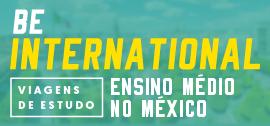 Banner de apoio home - Viagem de Estudos | Ensino Médio no México