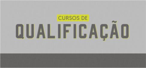 Imagem central - Cursos de Qualificação